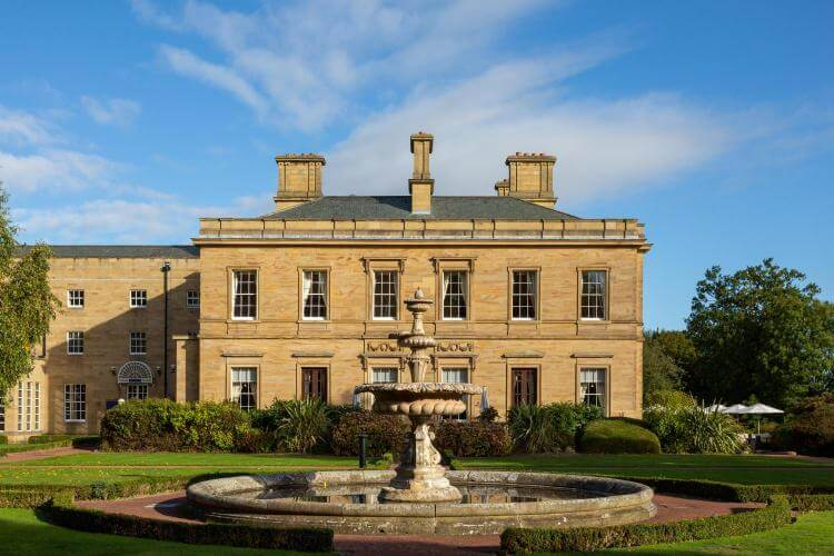 Venue of the Month: October 2019 – Oulton Hall