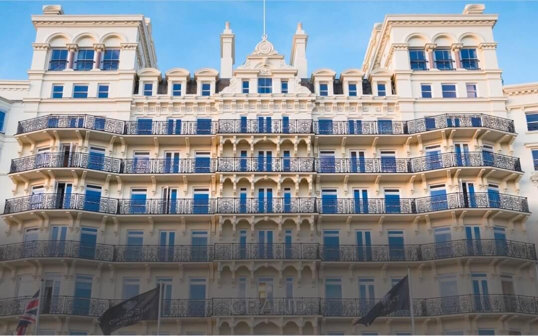 Venue of the Month: November 2019 – The Grand Brighton