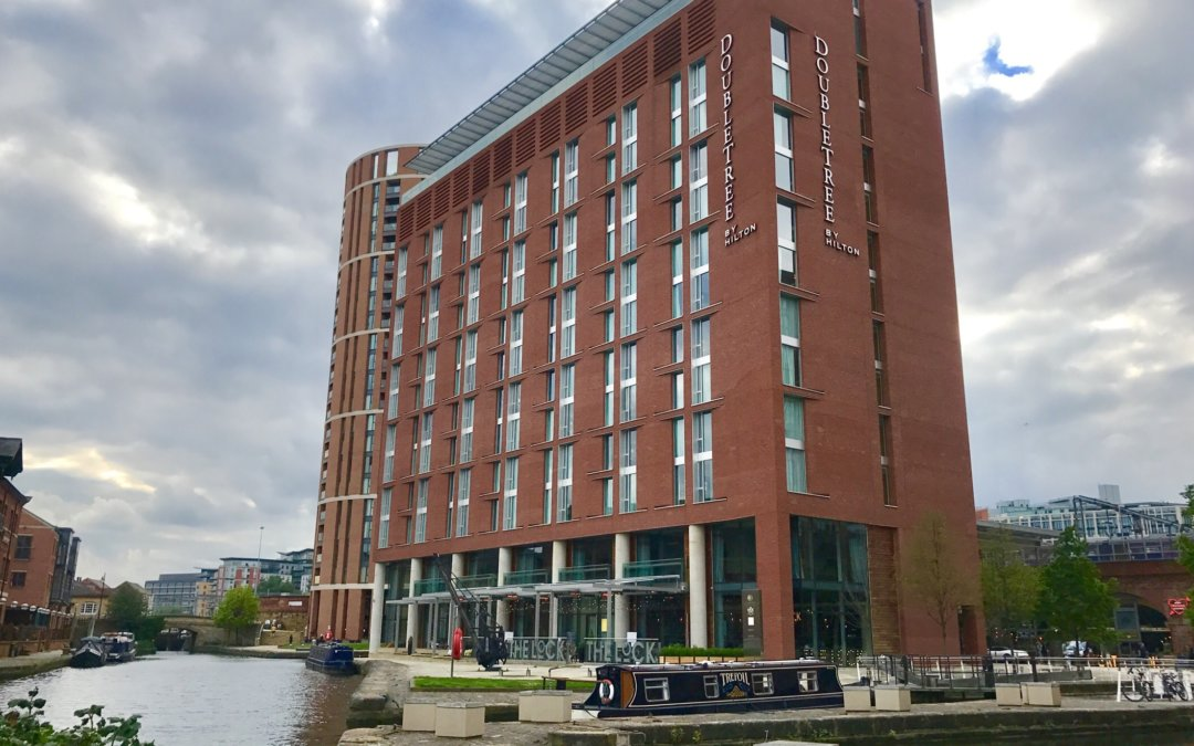 Venue of the Month: May 2019 – DoubleTree by Hilton Leeds City Centre