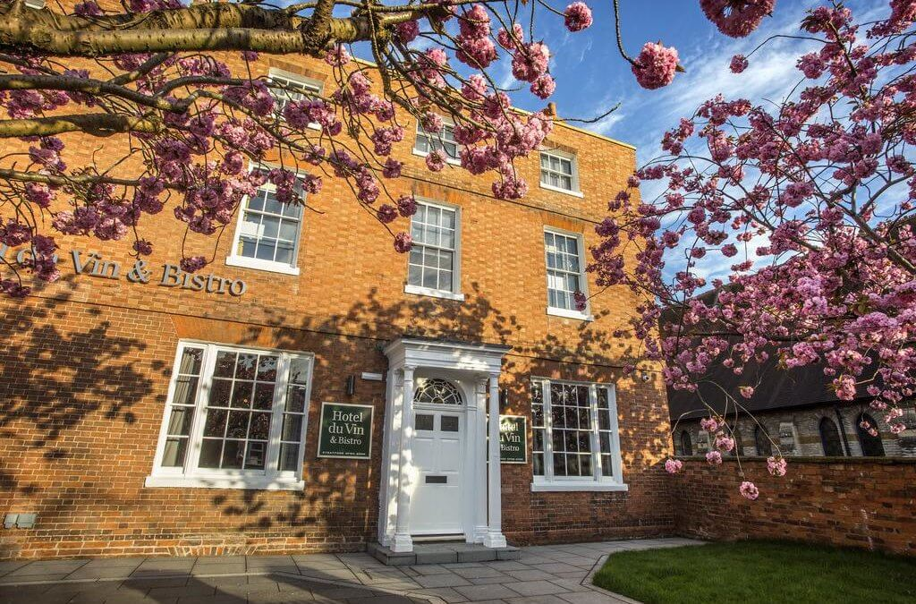 Venue of the Month: July 2019 – Hotel du Vin Stratford-upon-Avon